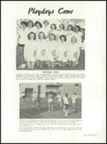 1951 Canoga Park High School Yearbook Page 84 & 85