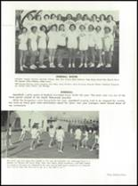 1951 Canoga Park High School Yearbook Page 86 & 87