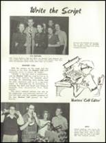 1951 Canoga Park High School Yearbook Page 92 & 93