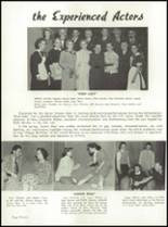 1951 Canoga Park High School Yearbook Page 94 & 95