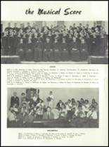 1951 Canoga Park High School Yearbook Page 96 & 97