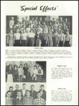 1951 Canoga Park High School Yearbook Page 98 & 99
