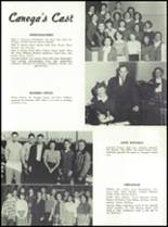 1951 Canoga Park High School Yearbook Page 106 & 107