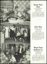 1951 Canoga Park High School Yearbook Page 114 & 115