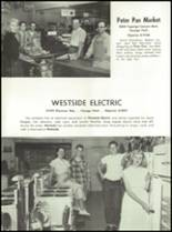 1951 Canoga Park High School Yearbook Page 118 & 119