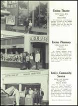 1951 Canoga Park High School Yearbook Page 124 & 125