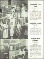 1951 Canoga Park High School Yearbook Page 134 & 135