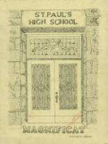 1981 Yearbook St. Paul's High School