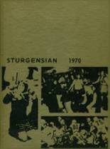 1970 Yearbook Sturgis High School