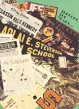 1986 Yearbook Adlai E. Stevenson High School