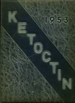 1953 Yearbook Leesburg High School