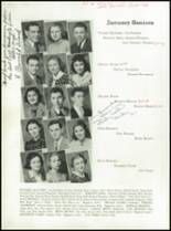 1939 Alton High School Yearbook Page 20 & 21