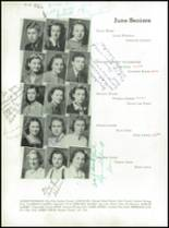 1939 Alton High School Yearbook Page 30 & 31