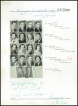 1939 Alton High School Yearbook Page 40 & 41