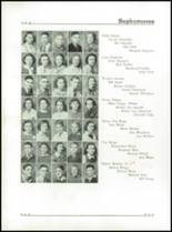 1939 Alton High School Yearbook Page 50 & 51