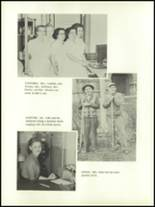 1957 Walton Central High School Yearbook Page 10 & 11