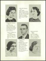 1957 Walton Central High School Yearbook Page 12 & 13