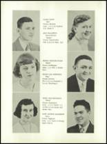 1957 Walton Central High School Yearbook Page 14 & 15