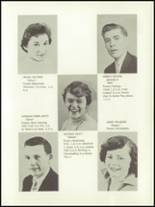1957 Walton Central High School Yearbook Page 16 & 17