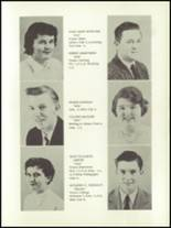 1957 Walton Central High School Yearbook Page 18 & 19