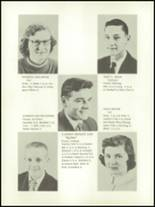 1957 Walton Central High School Yearbook Page 20 & 21