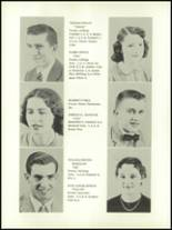 1957 Walton Central High School Yearbook Page 22 & 23