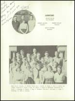 1957 Walton Central High School Yearbook Page 28 & 29