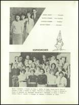 1957 Walton Central High School Yearbook Page 30 & 31