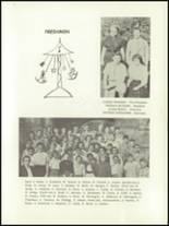 1957 Walton Central High School Yearbook Page 32 & 33