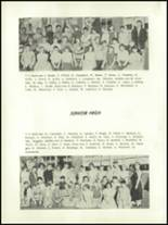 1957 Walton Central High School Yearbook Page 36 & 37