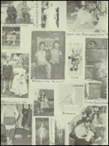 1957 Walton Central High School Yearbook Page 38 & 39