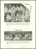 1957 Walton Central High School Yearbook Page 40 & 41
