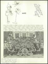 1957 Walton Central High School Yearbook Page 44 & 45