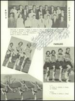 1957 Walton Central High School Yearbook Page 46 & 47