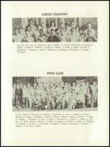 1957 Walton Central High School Yearbook Page 50 & 51