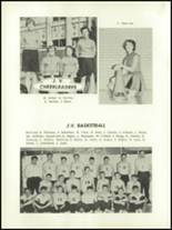 1957 Walton Central High School Yearbook Page 52 & 53