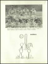 1957 Walton Central High School Yearbook Page 54 & 55