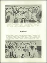 1957 Walton Central High School Yearbook Page 56 & 57