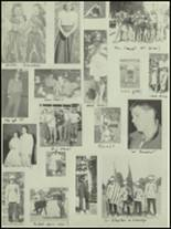 1957 Walton Central High School Yearbook Page 60 & 61