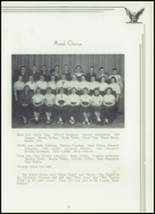 1953 Ellsworth High School Yearbook Page 34 & 35