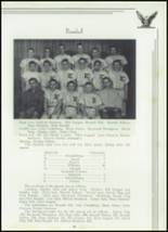 1953 Ellsworth High School Yearbook Page 46 & 47