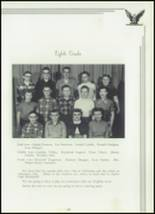 1953 Ellsworth High School Yearbook Page 52 & 53