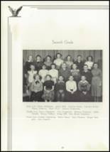 1953 Ellsworth High School Yearbook Page 54 & 55