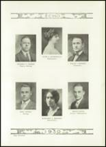 1930 Chambersburg Area Senior High School Yearbook Page 24 & 25