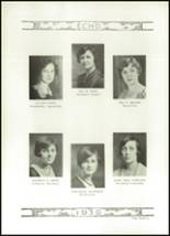 1930 Chambersburg Area Senior High School Yearbook Page 26 & 27
