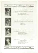 1930 Chambersburg Area Senior High School Yearbook Page 32 & 33