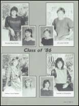1986 Axtell High School Yearbook Page 18 & 19