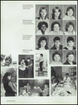 1986 Axtell High School Yearbook Page 38 & 39