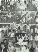 1986 Axtell High School Yearbook Page 50 & 51