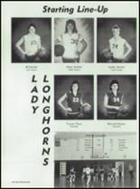 1986 Axtell High School Yearbook Page 68 & 69